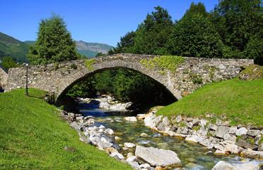 pont  du gave d'Arrens