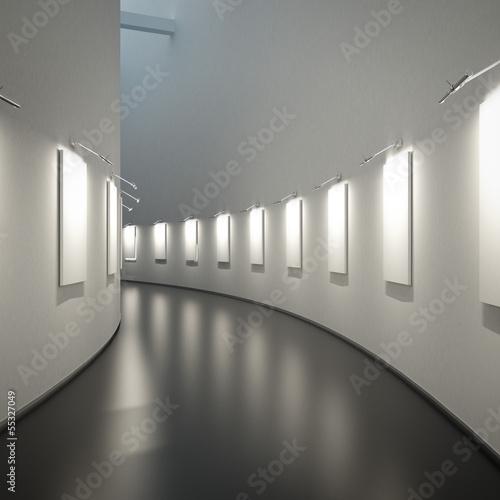 empty gallery - 55327049