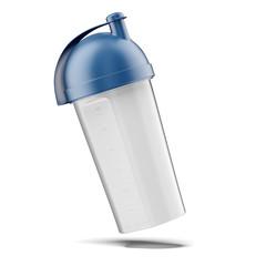 plastic vitamin shaker