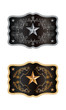 Squared buckle - 55328641