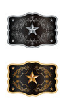 Squared buckle