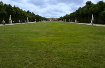 The Green Carpet - Versailles, France