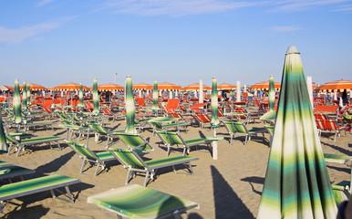 Strand von Rimini
