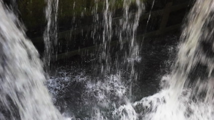 big waterfall