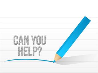 can you help message illustration design