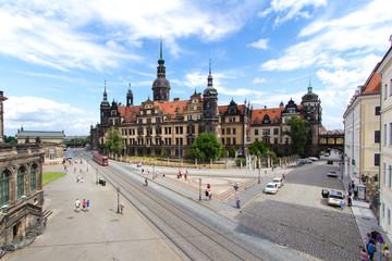 Grünes Gewölbe in Dresden