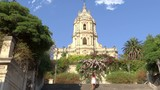 sicily, modica, cathedral of san giorgio