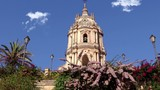 modica, the cathedral of san giorgio