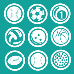 nine icons of sport