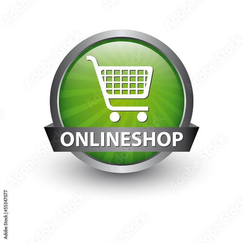 Onlineshop - Button