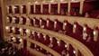 People in Opera Theater