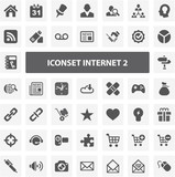 Website Iconset - Internet II 44 Basic Icons