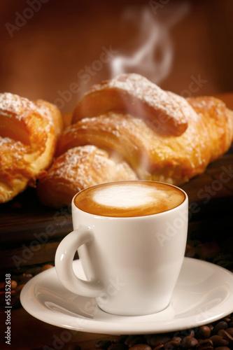 Naklejka Caffè macchiato