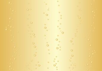 Fond bulles de champagne