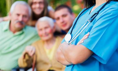 Caregiver and Family