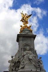 Victoria Memorial, Buckingham palace, London