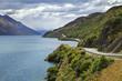 Küstenstrasse in Neuseeland