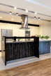 Urban apartment - Black counter