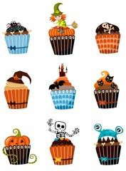 helloween muffins