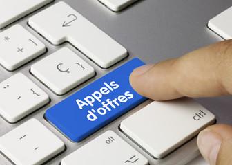 Clavier Appels d'offres