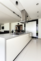 Urban apartment - kitchen interior