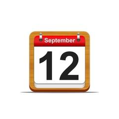 September 12.