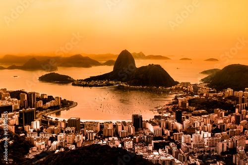 Poster Rio de Janeiro, Brazil