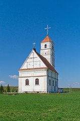 Holy Transfiguration church in Zaslavl, Belarus