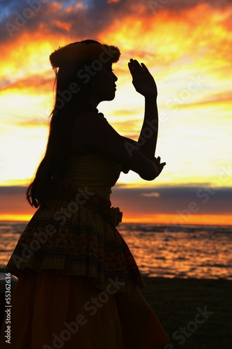sunrise hula