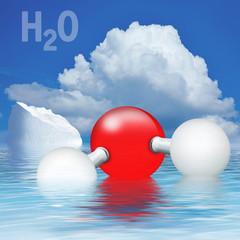 H2O - Aggregatzustände