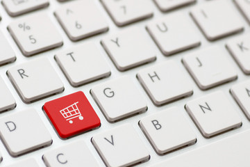 shopping enter key