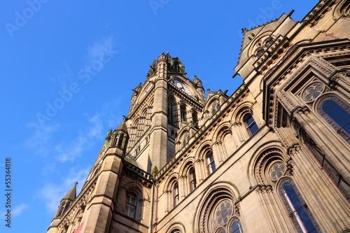 Manchester, UK - City Hall
