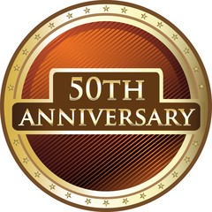 Fiftieth Anniversary Star Shield