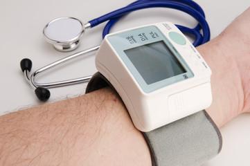 blood ressure meter