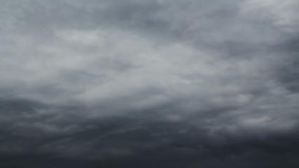 Grey Sky Timelaps