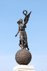 Monument of Ukraine Independence, Kharkіv, Ukraine