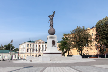Monument of Ukraine Independence, Kharkіv, Ukraine