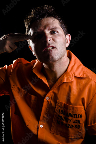 Angry Young Man in Prison