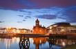Cardiff Bay Cityscape - 55381077