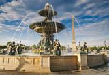 Fountains at Place de la Concord, Paris - 55381258
