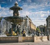Fountains at Place de la Concord, Paris - 55381288