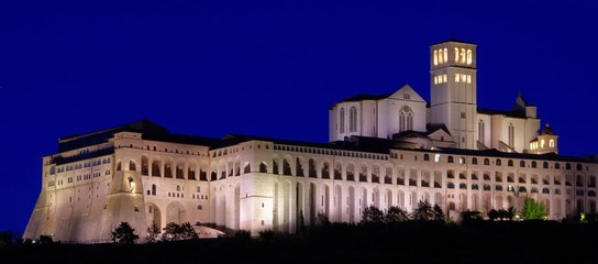 Assisi Nacht - Assisi night 03