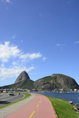 Sugar Loaf Mountain in Rio de Janeiro
