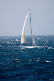 Sailing in Atlantic waters