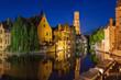 Rozenhoedkaai Bruges Belgium