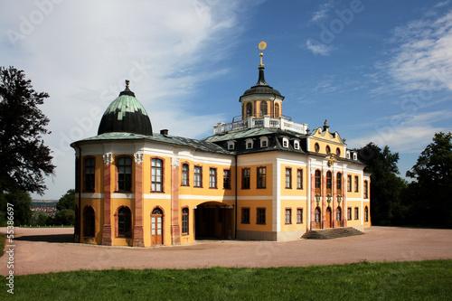 Schloss Belvedere bei Weimar - 1
