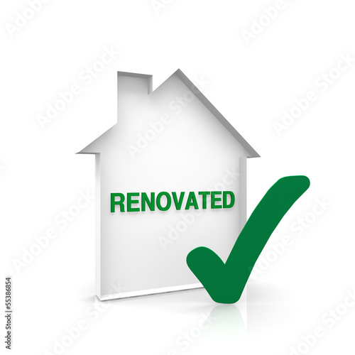 renovation, home, house,