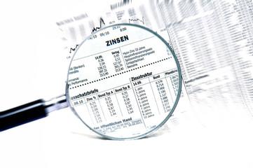 Zinsen auf Wertpapiere