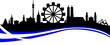 Skyline München Riesenrad