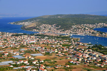 part of beautiful dalmatia